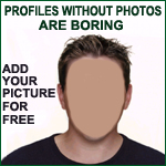Image recommending members add Psychic Passions profile photos